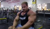 JAY CUTLER - CHEST WORKOUT - Bodybuilding Muscle Fitness