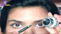 Beauty Hacks: How To Apply Winged Liner | Easy Way | omnistyles