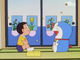 Doraemon - Tarxetas para atraer insectos