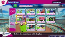 Mario & Sonic at the London 2012 Olympic Games - Dream Hurdles [HD]