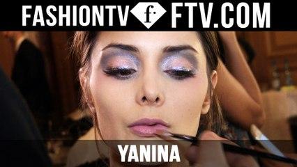 Yanina Hair and Makeup Paris Haute Couture S/S 16 | FTV.com