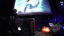 iLL Camille Live @ the Boiler Room, New-York City, NY, 10-15-2015