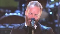 Sting - The Rising - Kennedy Center Honors Bruce Springsteen