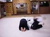Myanmar Aikido - ukemi practice