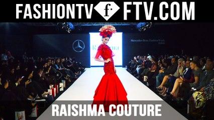 Raishma Couture MBFW Doha 2015 | FTV.com