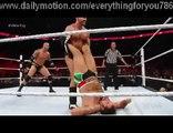 John Cena, Randy Orton & Cesaro vs. Kevin Owens, Sheamus & Rusev_ Raw - Part-5