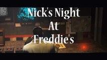 [SFM FNAF] Nicks Night at Freddys Part 1 (Five Nights at Freddys Animation)