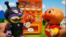 Anpanman toys anime❤Automatic vending machines and Timmy Toy Kids toys kids animation anpanman