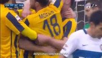 Hellas Verona 3-3 Inter - Full Match Highlights & All Goals Serie A - 07.02.2016 HD