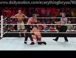 John Cena, Roman Reigns & Chris Jericho vs. Randy Orton, Seth Rollins & Kane_ Raw - Part-2
