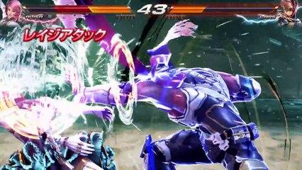 Tekken 7 Fated Retribution -- Official Gameplay Trailer de Tekken 7