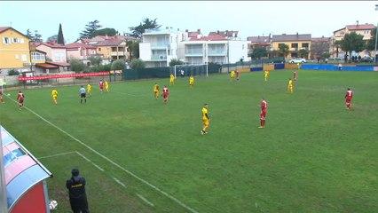ISTRIA WINTER CUP 2016. - NK Novigrad-Cittanova vs Gyirmot FC