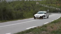 Ford Rally Car - Escort RS Cosworth & Sierra RS Cosworth - Pure sound