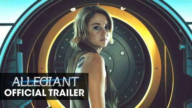 The Divergent Series: Allegiant - Tear Down The Wall Trailer