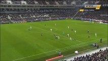 1-4 Nolan Roux Goal France  Ligue 1 - 07.02.2016, Girondins Bordeaux 1-4 AS Saint-Étienne