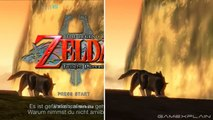 Zelda: Twilight Princess HD Head-to-Head Comparison p2 (Wii U vs. Wii, GameCube - amiibo Trailer)