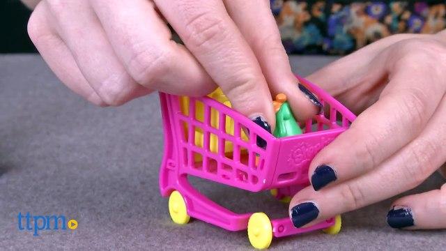 Shopkins Kinstructions Shopping Cart from The Bridge Direct