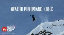 Audi quattro Performance Check - Chamonix-Mont-Blanc - Swatch Freeride World Tour 2016