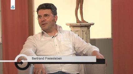 Bildhauer Bertrand Freiesleben INTERVIEW