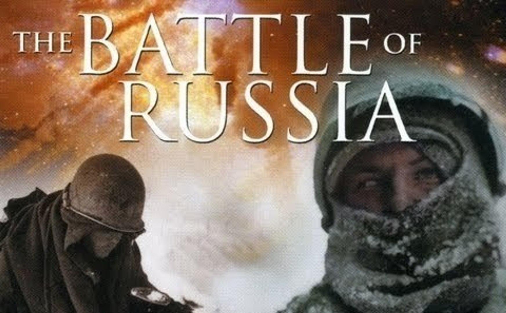 Вторая мировая: Битва за Россию 1 (Почему мы сражаемся 5-1) - 1943  Документальный фильм