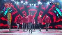 160207 TTV 2016超級巨星紅白藝能大賞 防彈少年團 Ending