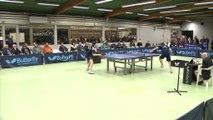 Tennis de table Superdivision TT Vedrinamur – Hoboken (04/02/2016)