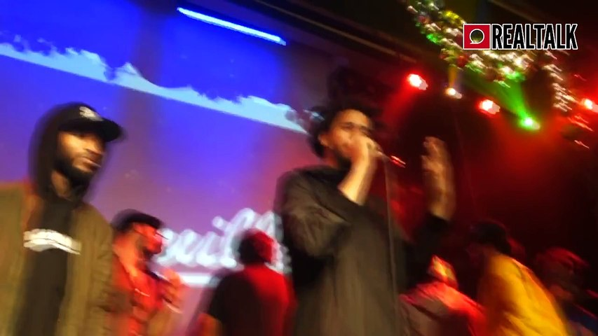 J. Cole And Dreamville Take Over New York's SOB's