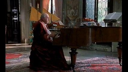 """""""УТРО ПОНЕДЕЛЬНИКА"""" (реж.О.Иоселиани, 2002) Венецианский граф."""