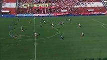 Gol de Correa. Argentinos 0 Tigre 1. Fecha 1. Torneo Transición 2016