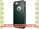 Spigen SGP09517 - Funda para móvil Apple iPhone 5/5S (Resistente al polvo Resistente a rayones