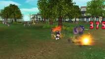 Digimon Profile: Kotemon [Gladimon] Stats and Skills (Digimon Masters Online)