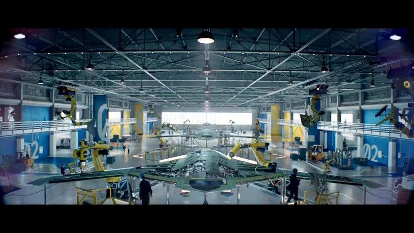 Northrop Grumman - 6th Gen Hypersonic Stealth Fighter Concept Unveiled [720p] | Godialy.com