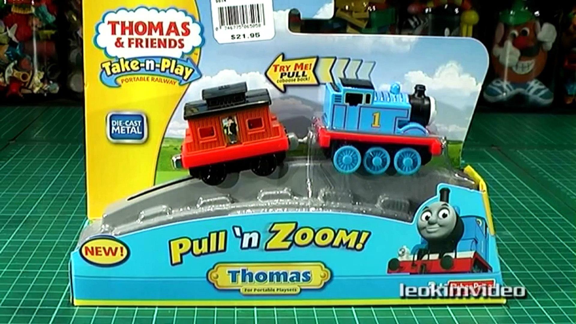 Thomas The Train Pull /'N Zoom Thomas