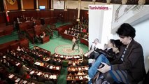 Tunisian parliament Hostage Three gunmen attacked Tunisian Parliament building