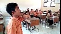 Azan in khana khaba sound in malayaisa school
