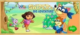 Dora the Explorer Full Game - Swipers Big Adventure! Swiper no Swiping! - Episode 1