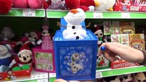 Toys R Us Toy Hunting for Frozen Toys like Disney Princess Anna Queen Elsa and Olaf
