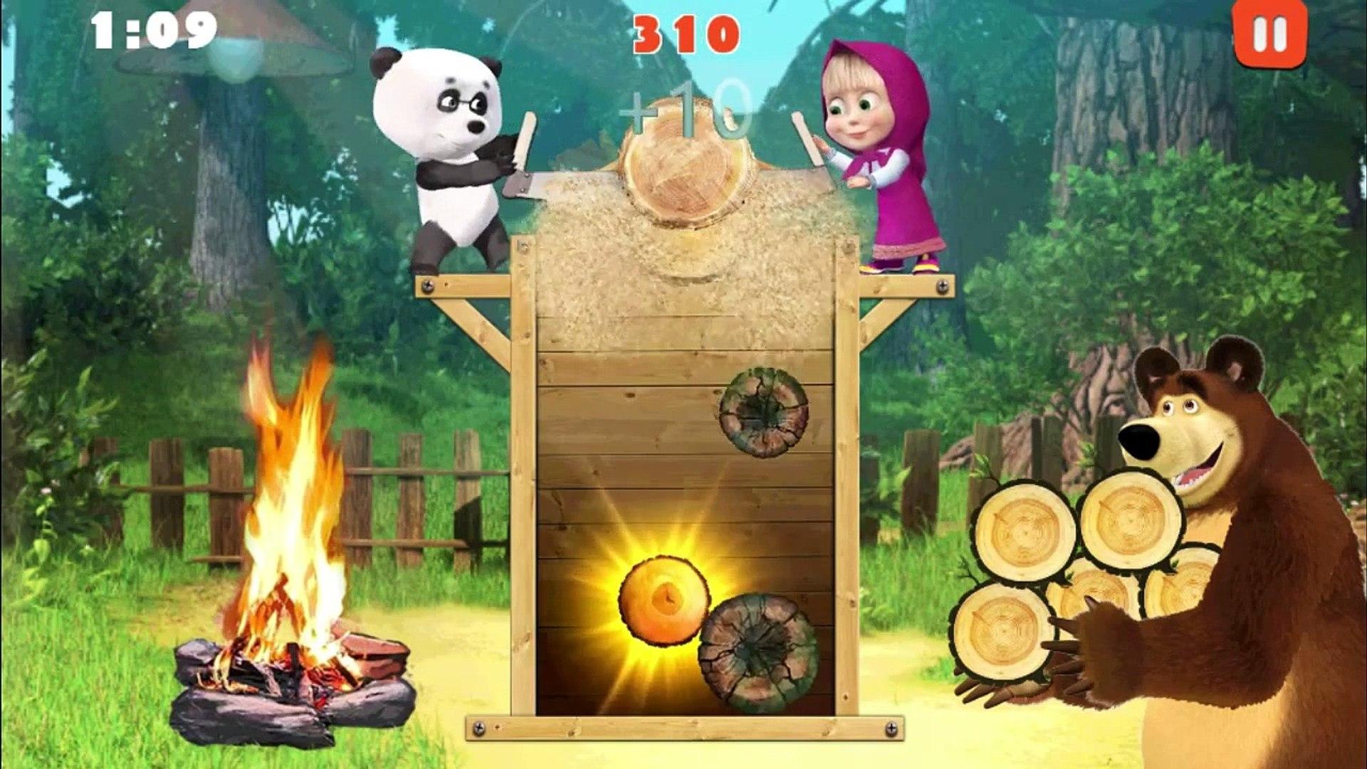 Маша и Медведь Спорим не подеретесь мультики и игры для детей на google play