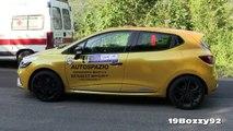 2013 Renault Clio RS 200 EDC Sound Launch Control Acceleration, Start & Revs