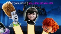 Hotel Transylvania Finger Family / Nursery Rhymes