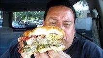 Devilishly Demonic! Carls Jr. El Diablo Thickburger!