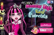 Monster High Games - Monster High Real Haircuts - Best Monster High Games For Girls And Kids