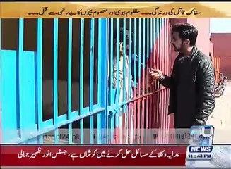 Mukram Kaleem talks with Psychopath Murderer