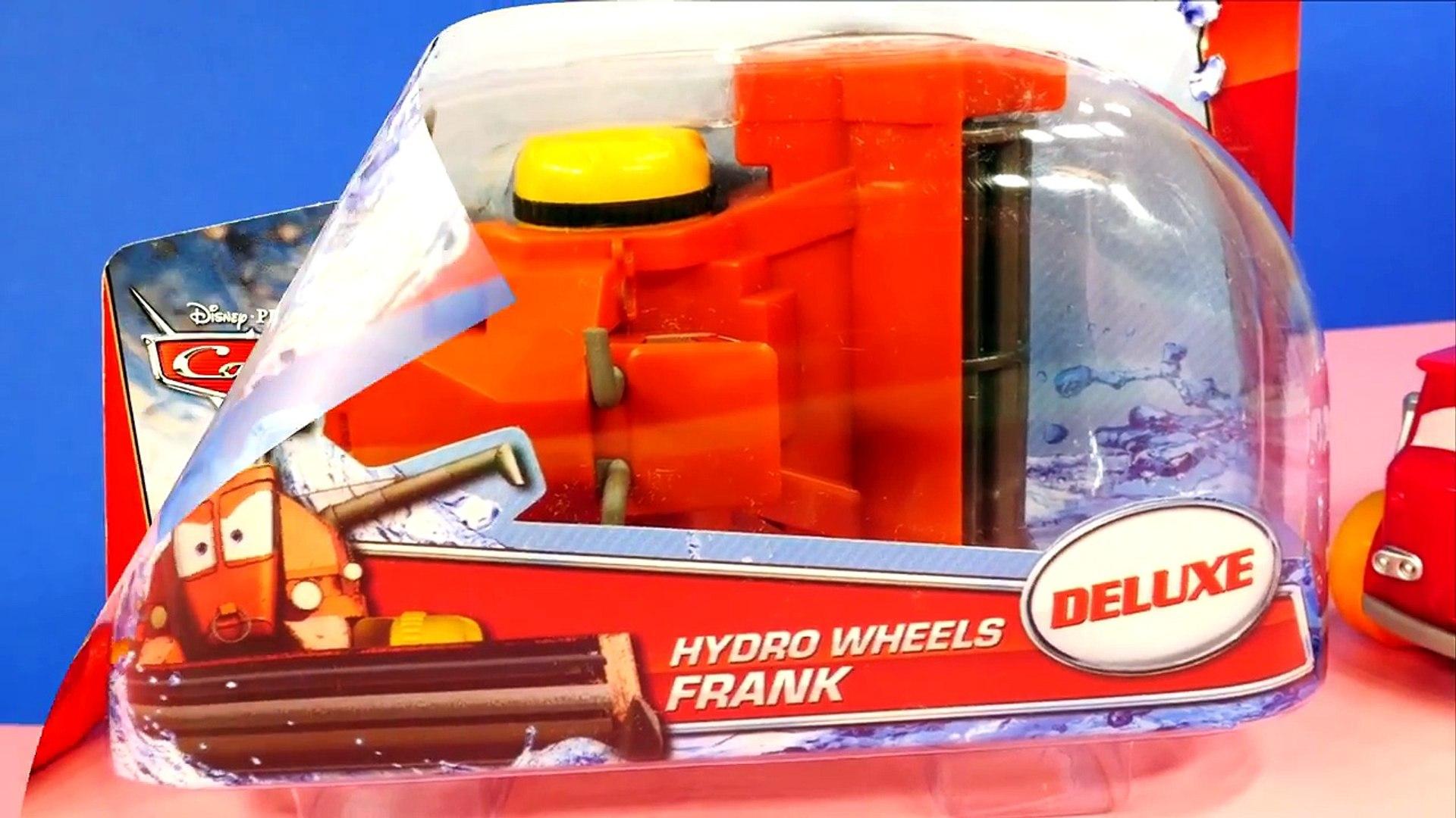 Disney Pixar Cars Hydro Wheels Deluxe Mack Vehicle