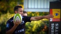 Provence Rugby / Aurillac - J18 Pro D2- Résumé