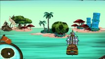Jake And The Neverland Pirates - Buckys Never Sea Hunt - Jake And The Neverland Pirates Games
