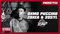 Oxmo Puccino, Zoxea et 20syl en live dans Planète Rap