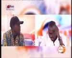 Idrissa Diop parle de son age et de son fils qui a échappé aux attentats de Paris