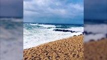 Les images impressionnantes de la tempête du 7 février sur le littoral