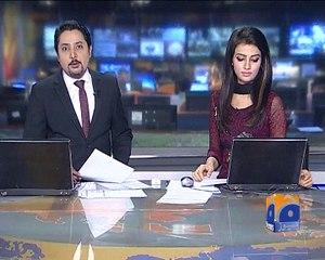 Geo News Headlines - 08 February 2016 - 1500